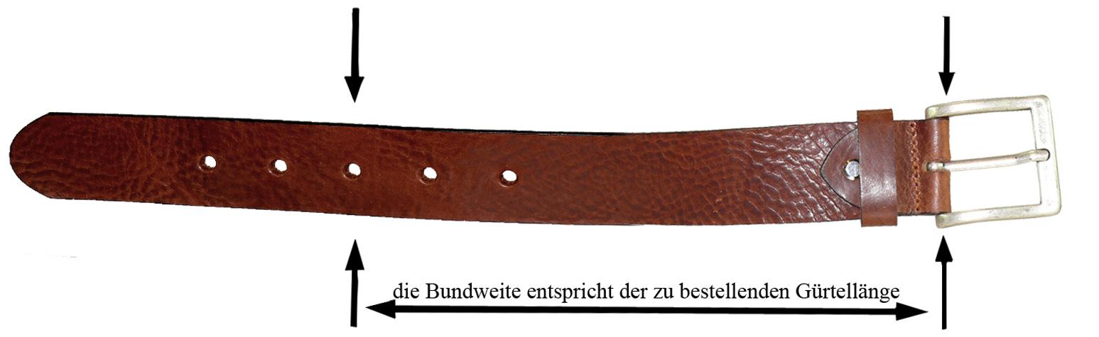 Weisser Gürtel In 4cm Breite Von 85 135 Cm Bundweite